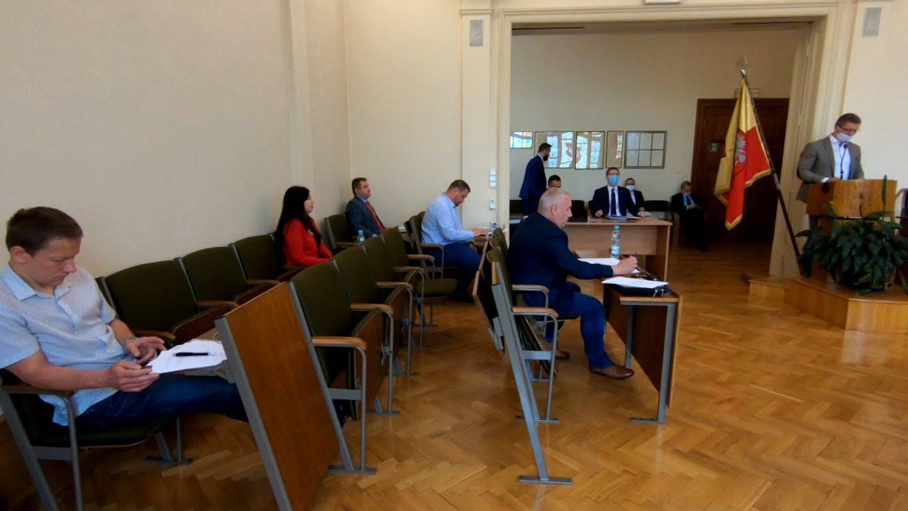 XXVII sesja Rady Miejskiej, część I