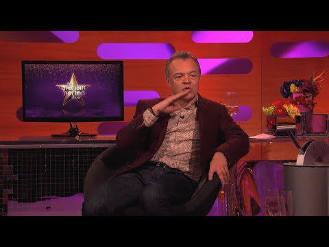 Matt Damon Controls the Red Chair - The Graham Norton Show