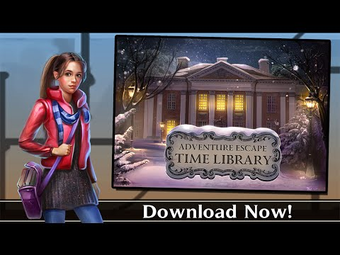 Adventure Escape: Time Library APK Cover
