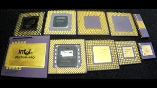 Top 10 Most Valuable CPU's for Gold Recovery