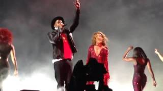 Beyonce & Jay - Z - On The Run Tour - Ring The Alarm Boston, MA -  2014 HD