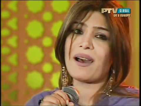 Shabnam majeed (PTV Live)- Main to sada apnay piya ki rahoN...