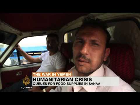 Yemen's humanitarian crisis worsens as aid delayed