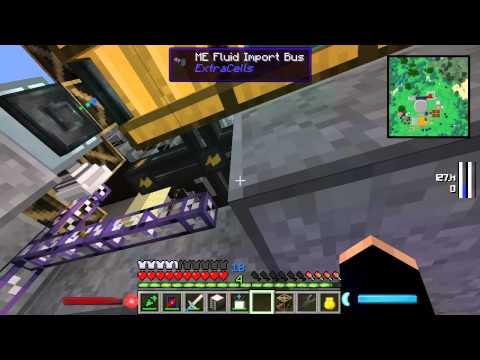 Let's Play Minecraft Sezon 5 #43 - Próba automatyzacji apiary nr1