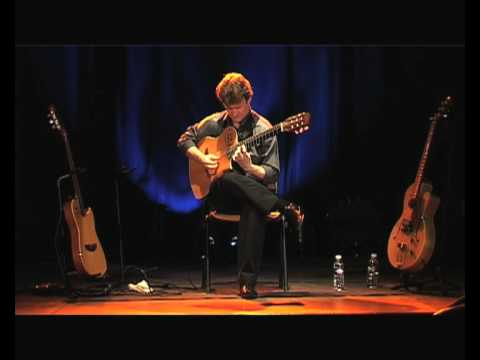 Live ! Concert solo of Sylvain Luc 2/2