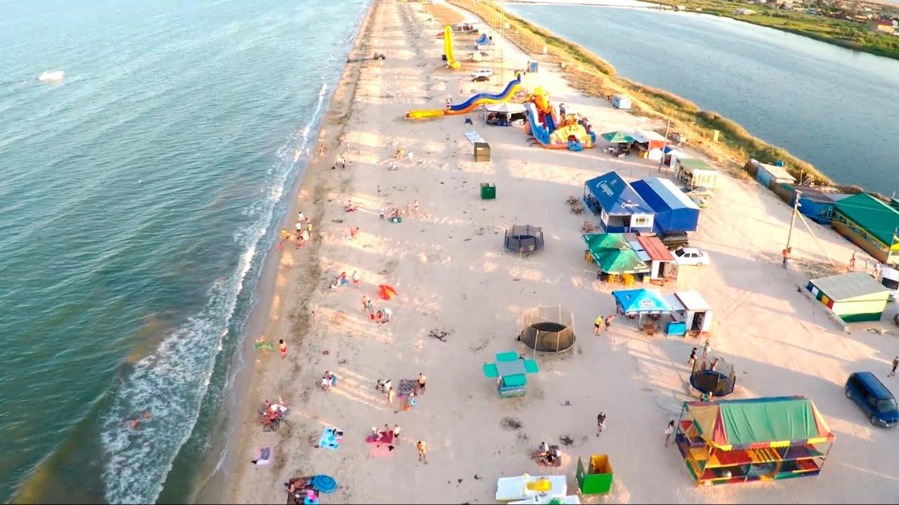 Геническ фото пляжей 2018
