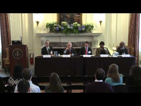 2013 Balsa Symposium - Panel 2