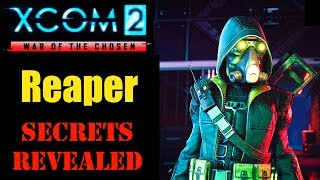 XCOM 2 War of the Chosen: Reaper Details (XCOM 2 Expansion - Inside Look: The Reaper )