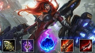 Miss Fortune Montage 6 - Best Miss Fortune Plays | League Of Legends Mid