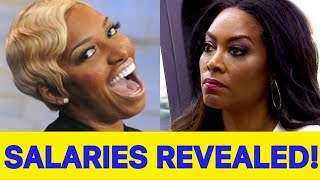 #RHOA Cast Salaries Revealed: NENE Leakes and KENYA Moore's Dramatic Pay For Season 12!
