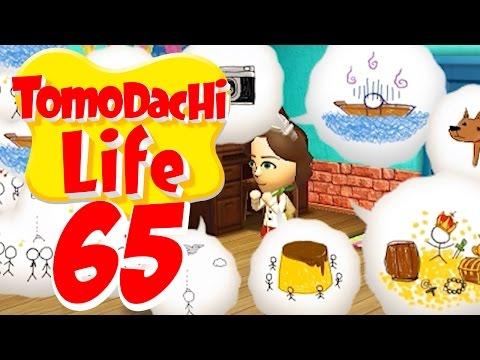 TOMODACHI LIFE # 65 ★ Olivias unglaubliche Geschichten! [HD]