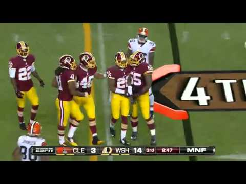 Johnny Manziel Preseason Game 2 HIGHLIGHTS