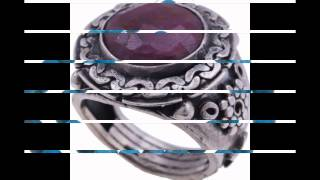 islamic rings with geenuine gemstones and engravings agate turquoise emerald ruby hadis-i chini