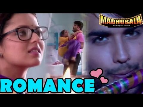 Madhubala : Raju and Madhubalas HOT ROMANCE on the show | FULL...