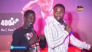 Alex Muhangi Comedy Store(The400) Nov 17 - MAULANA & RAIN