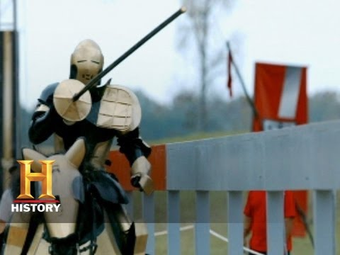 Full Metal Jousting - The Rules of the Joust
