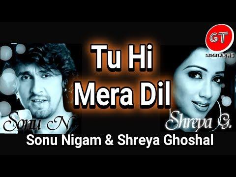 Tu Hi Mera Dil | Sonu Nigam & Shreya Ghoshal