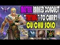 TRYING To Carry PROS Cu Chulainn Solo Masters Ranked Conquest SMITE mp3