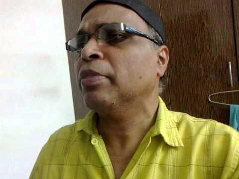 Dinesh Kamath sings Tere chehre mein woh jaadu hai