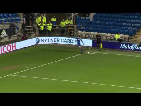 SHORT HIGHLIGHTS: Cardiff City v Sheffield Wednesday
