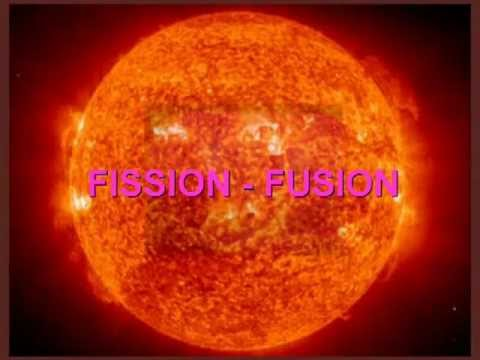 Atomic Energy: Fission or Fusion?