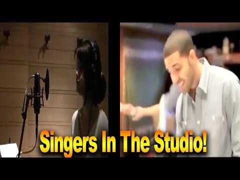 Download  Singers In The Studio Compilation  Drake, Selena Gomez, Justin Bieber, etc Gratis, download lagu terbaru