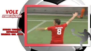 Vole Efsaneler Kupası | Evren Turhan Sıfırdan Harika Gol Attı!