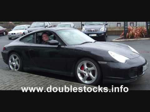 Doubling Stocks bought my new Porsche 911 Turbo Video