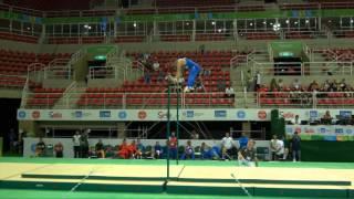 Rio de Janeiro - Test Event: Matteo Morandi / Sbarra (qualifiche)