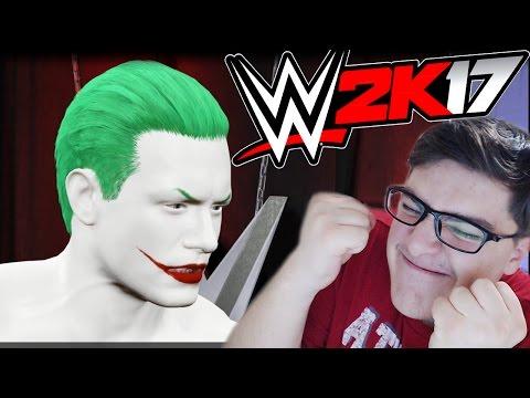 KAFASI YARILAN ADAM - WWE 2K17 - BÖLÜM 6