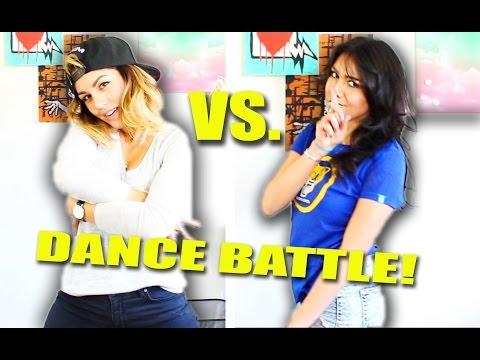 DANCE BATTLE CHALLENGE! - with Megan Batoon