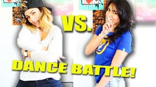 DANCE BATTLE CHALLENGE! - with Megan Batoon