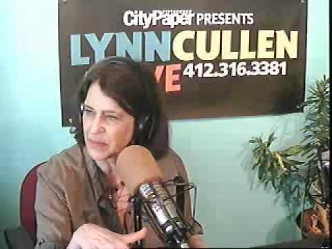 Lynn Cullen Live - 03/19/12