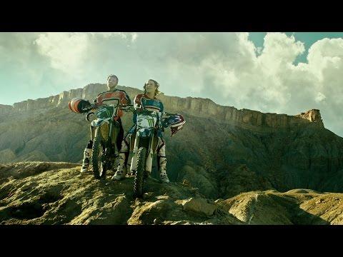 Point Break - Motocross Featurette [HD]