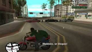 Gta San Andreas - Misión 14 - Just Business (PC)