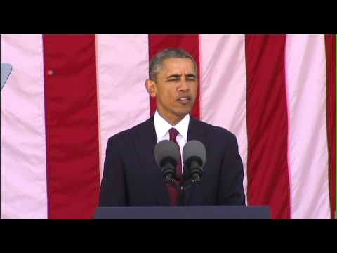 Obama Thanks US Military on Memorial Day