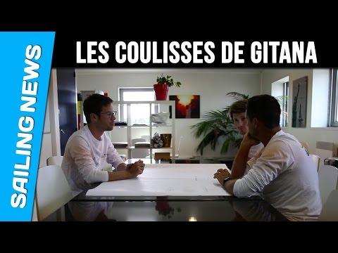 Les coulisses de GITANA - Vendée Globe