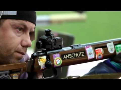 Sergei Martynov wins Olympic rifle prone, sets Record