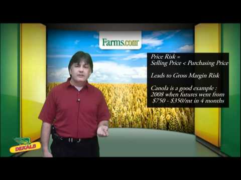 Farms.com Market School:  The Impact of Commodity Price Risk On Your Farm.