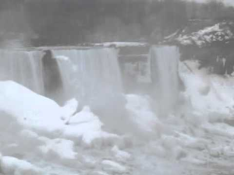 Niagara Falls Freezed