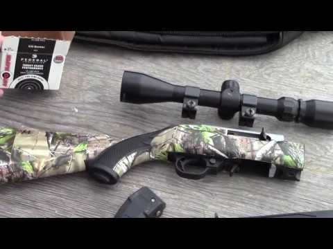 Ruger 10/22 Takedown (Range Report 2) by TheGearTester