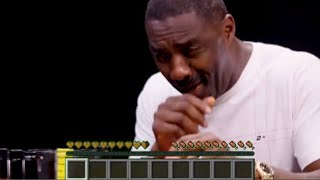 Idris Elba Hot Ones Meme