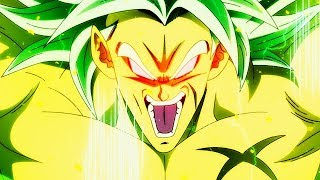 Broly AFTER Dragon Ball Super