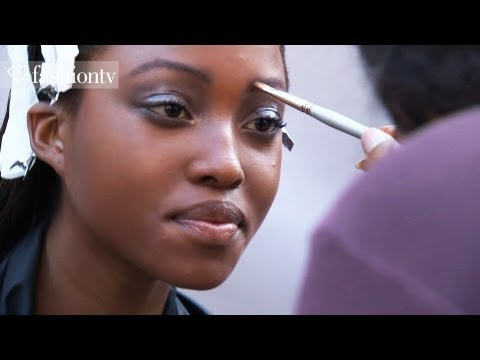 Hair & Makeup - The Best Makeup Looks of Fashion Week Spring/Summer 2012 | FashionTV