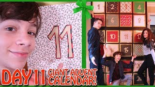 GIANT Advent Calendar Day 11 Christmas Countdown 2017