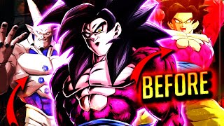 GT BEFORE Omega Shenron & Full Power SSJ4 Goku! | Dragon Ball Legends