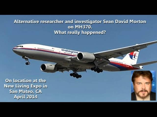 Sean David Morton on What Happened to Malaysia Airlines MH370