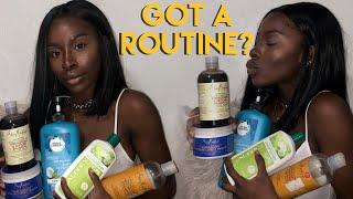 BASIC NATURAL HAIR CARE ROUTINE & STARTER KIT  PT 1   Natural Hair Bootcamp Epi. 1