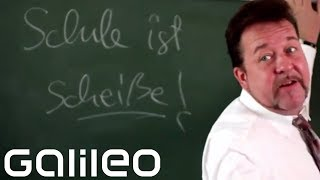 15 in 15 - Schulmythen | Galileo | ProSieben