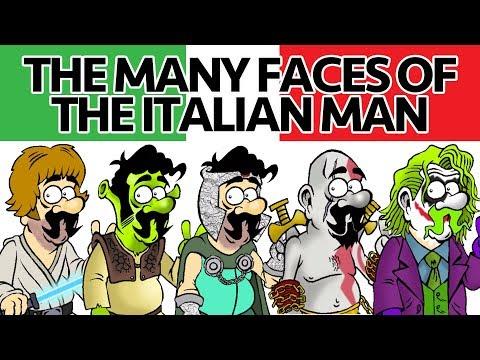 The Italian Man Who Went To Malta - 101 Faces Of Luigi video